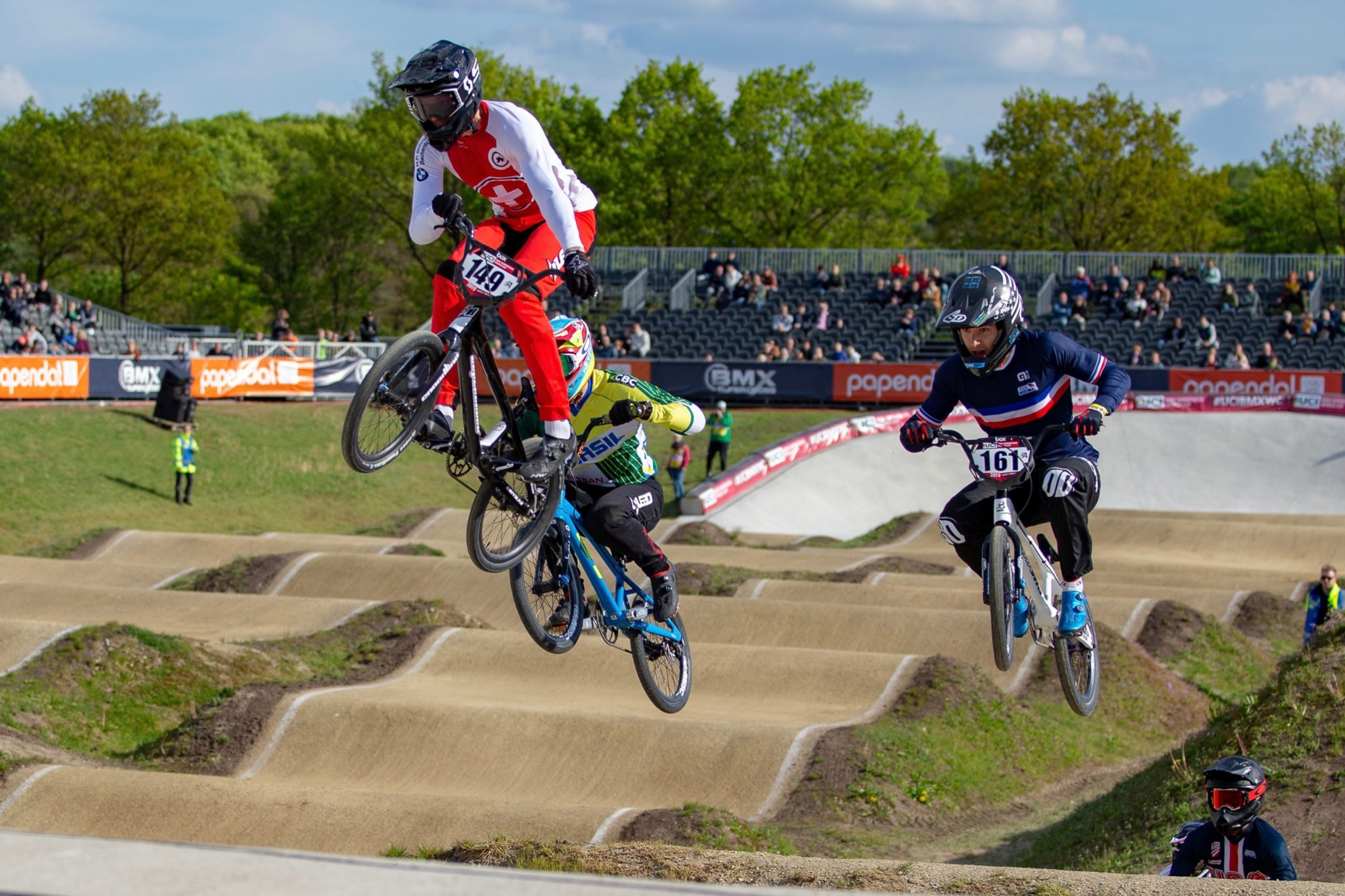 2019 UCI SX BMX Rounds 3&4 Papendal, the Netherlands